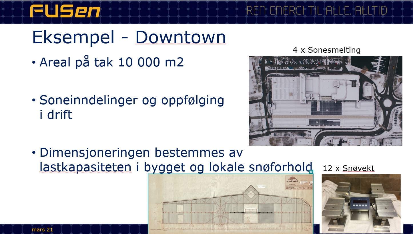 Downtown oversikt