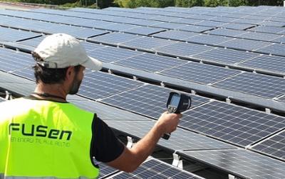 Forvaltning, Drift og Vedlikehold på solenergianlegg