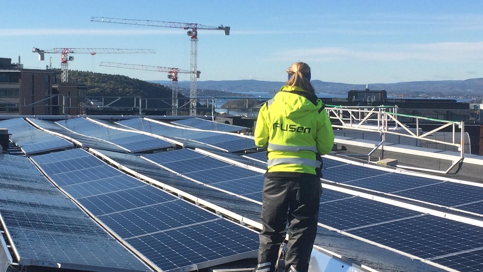 En ny rekord for solenergi